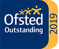 Ofstead Outstanding Logo